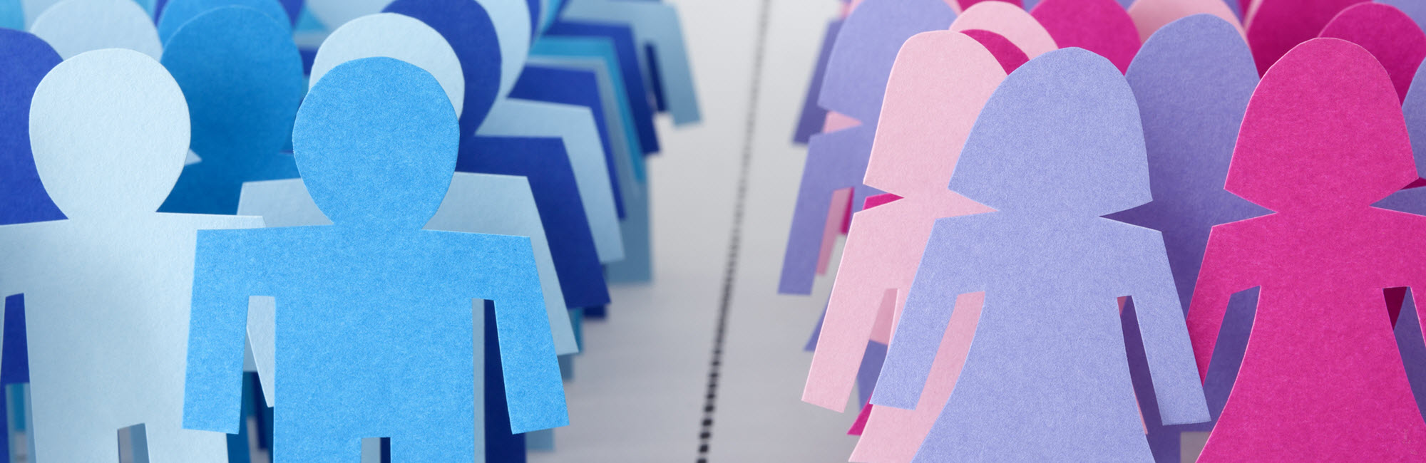 Gender Representation Considerations Related to e-Learning